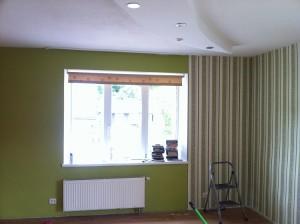 žali tapetai